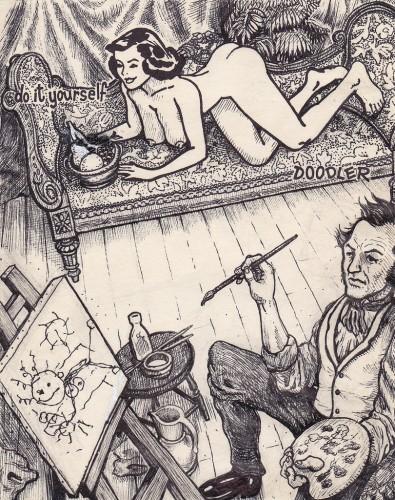 El estante del fondo david jablow do it yourself doodler david jablow do it yourself doodler solutioingenieria Gallery