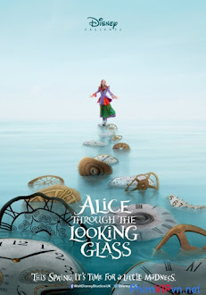 Xem phim Alice Ở Xứ Sở Trong Gương - Alice In Wonderland: Alice Through The Looking Glass