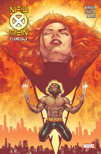 New X-Men tom 4 okładka