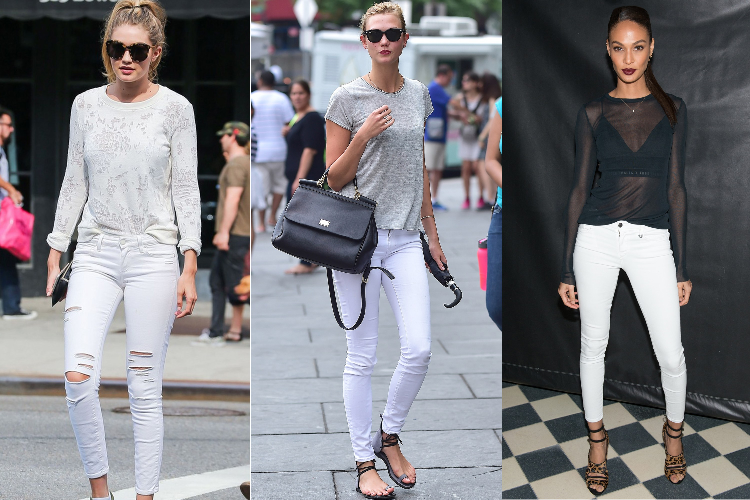 THE AMAZING WHAT TO WEAR WITH JEANS IN SUMMER FOR LADIES 7