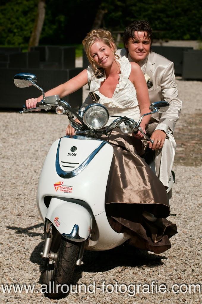 Bruidsreportage (Trouwfotograaf) - Foto van bruidspaar - 254