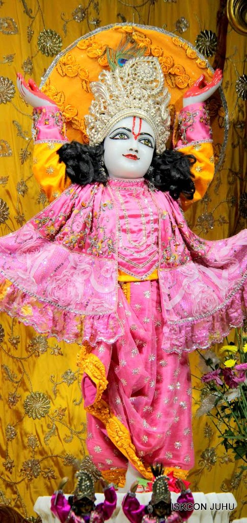 ISKCON Juhu Mangal Deity Darshan 29 Jan 2016 (29)