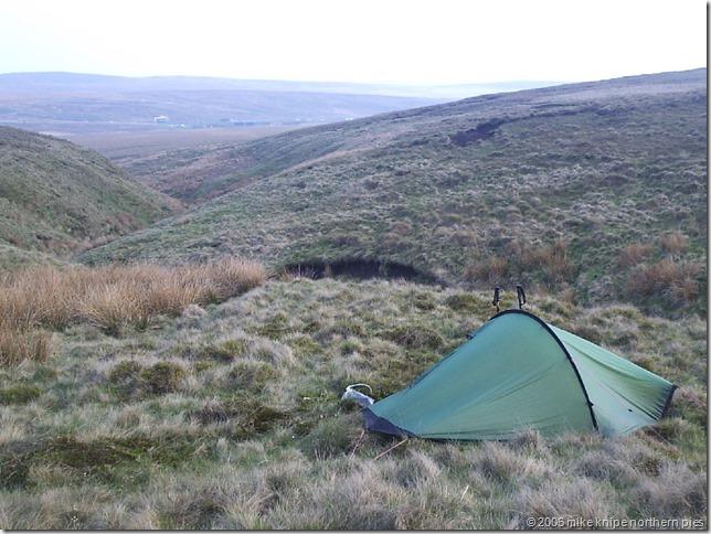 027 wild camp nr jct 22 m62 day 2