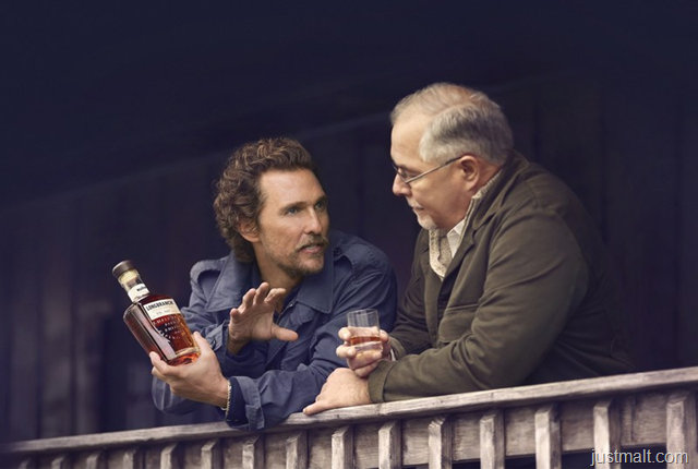 Matthew McConaughey Teams With Bourbon Hall Of Famer To Launch New Wild Turkey® Longbranch™