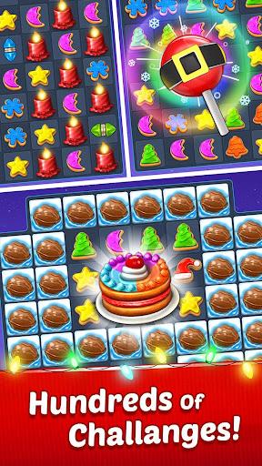 Christmas Cookie - Santa Claus's Match 3 Adventure 2.4.7 screenshots 6