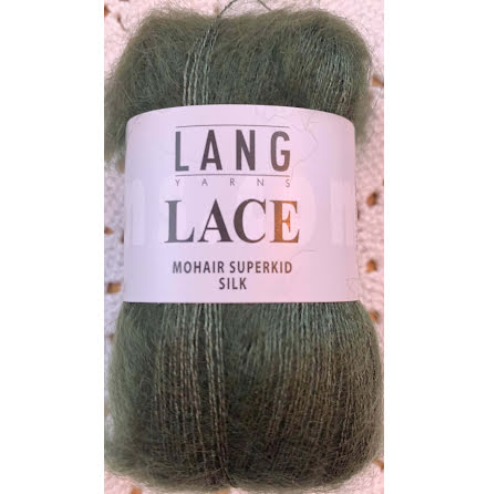 Lang - Lace Skogsgrön 98