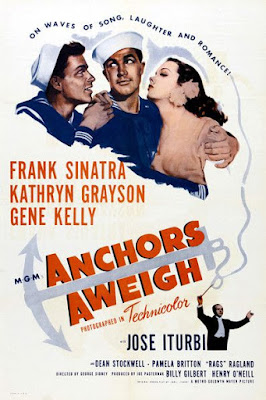 Anchors Aweigh (1945) BluRay 720p HD Watch Online, Download Full Movie For Free