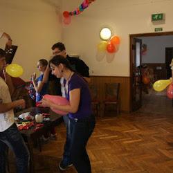 Dětská pyžamová párty 2012