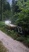 ...moj prijevoz od kamiona do jedinog mogučeg zadnjeg okretaja pedale..