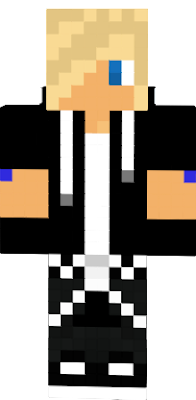 USe this skin to pick hot chicks in Minecraft servers: