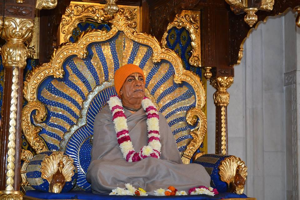 ISKCON Ujjain Deity Darshan 08 Jan 2016 (2)