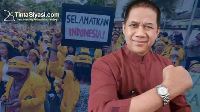 Rektor Panggil BEM UI karena Sebut Jokowi Lip Service, Prof. Suteki: Bentuk Tekanan Kebebasan Kampus