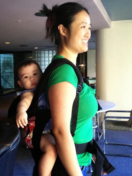 Boba Back Carry side