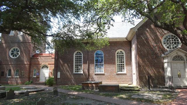 Saint Paul's Episcopal Church, 201 Saint Pauls Boulevard, Norfolk, VA 23510, United States