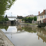 Boulevard Durzy : canal