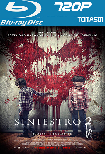 Siniestro 2 (Sinister 2) (2015) BRRip 720p