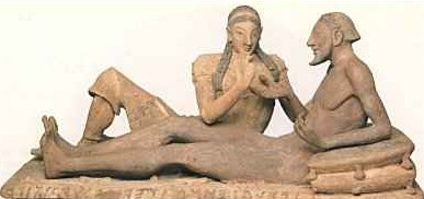 Ancient Etruscan Love Spell Image