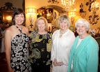 Bonnie Kurtz, Sally Nees, Renova Williams and Sandra Durbin.