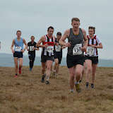 Great Hameldon Hill race 2013