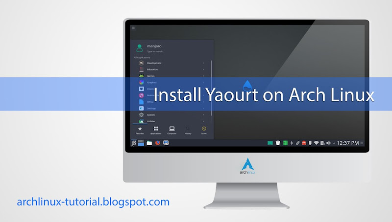 How to install Yaourt on Arch Linux - Arch Linux Tutorial
