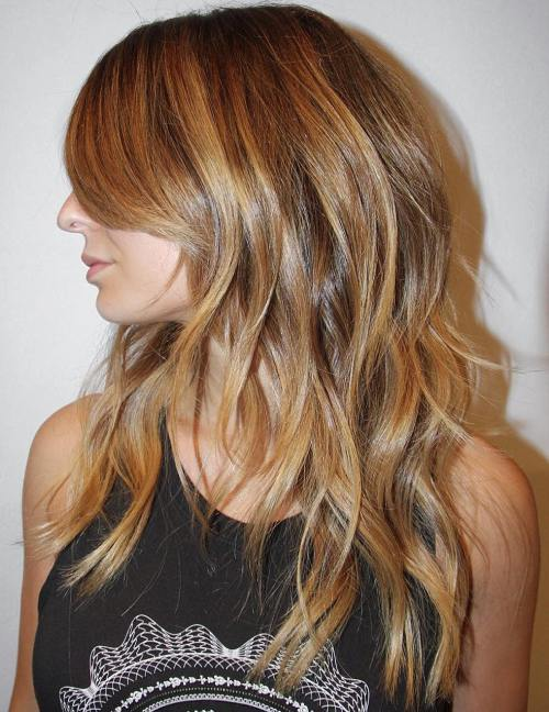 Top magnificent long shag haircuts in present year 2017 hairstylishe top magnificent long shag haircuts in present year 2017 urmus Gallery
