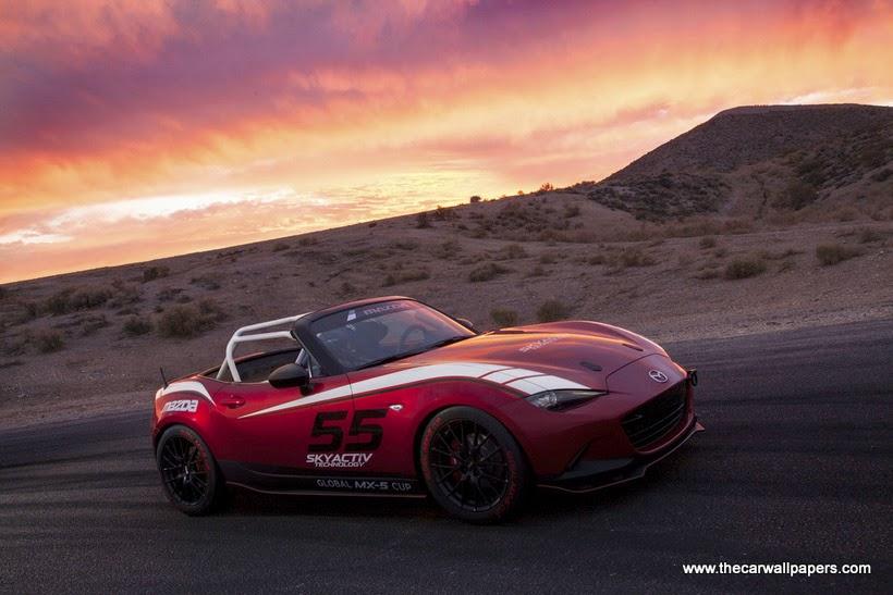 Mazda Global MX-5 Cup series 2016