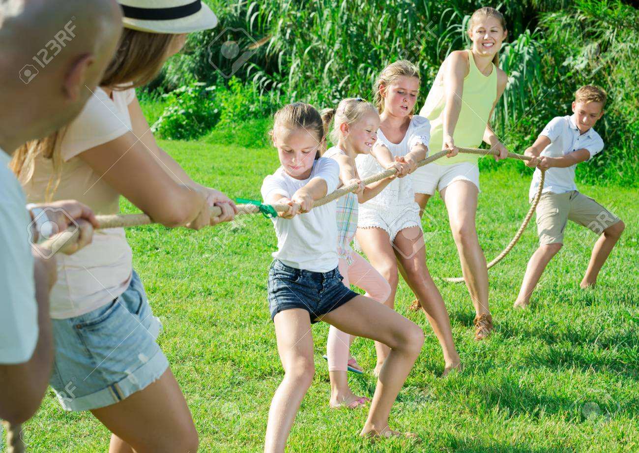 BEST FUN GIRL'S GAMES TO PLAY IN PARK 1