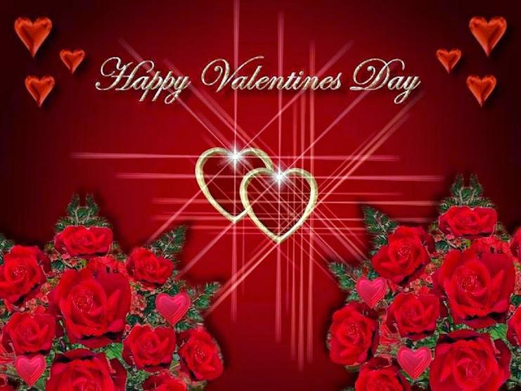 صور قلوب في عيد الحب ورد احمر هدية عيد الحب 2017 الفالنتين داي