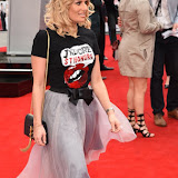 ENTSIMAGES.COM - Danielle Armstrong at the Spy - UK film premiere Odeon Leicester Square London 27th May 2015 Photo Mobis Photos/OIC 0203 174 1069