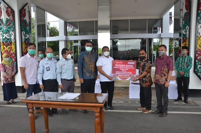Sinar Mas Group Salurkan 18.000 Liter Oksigen Cair untuk Pemprov Kalteng
