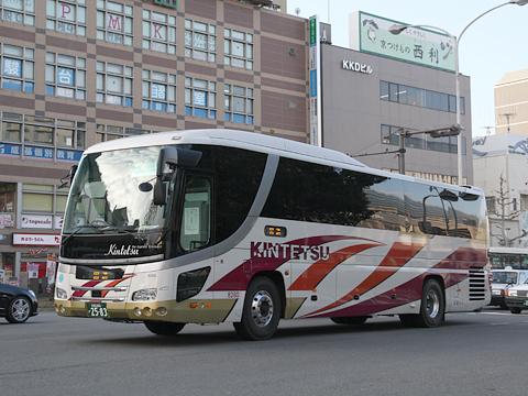 近鉄バス「あそ☆くま号」 8260