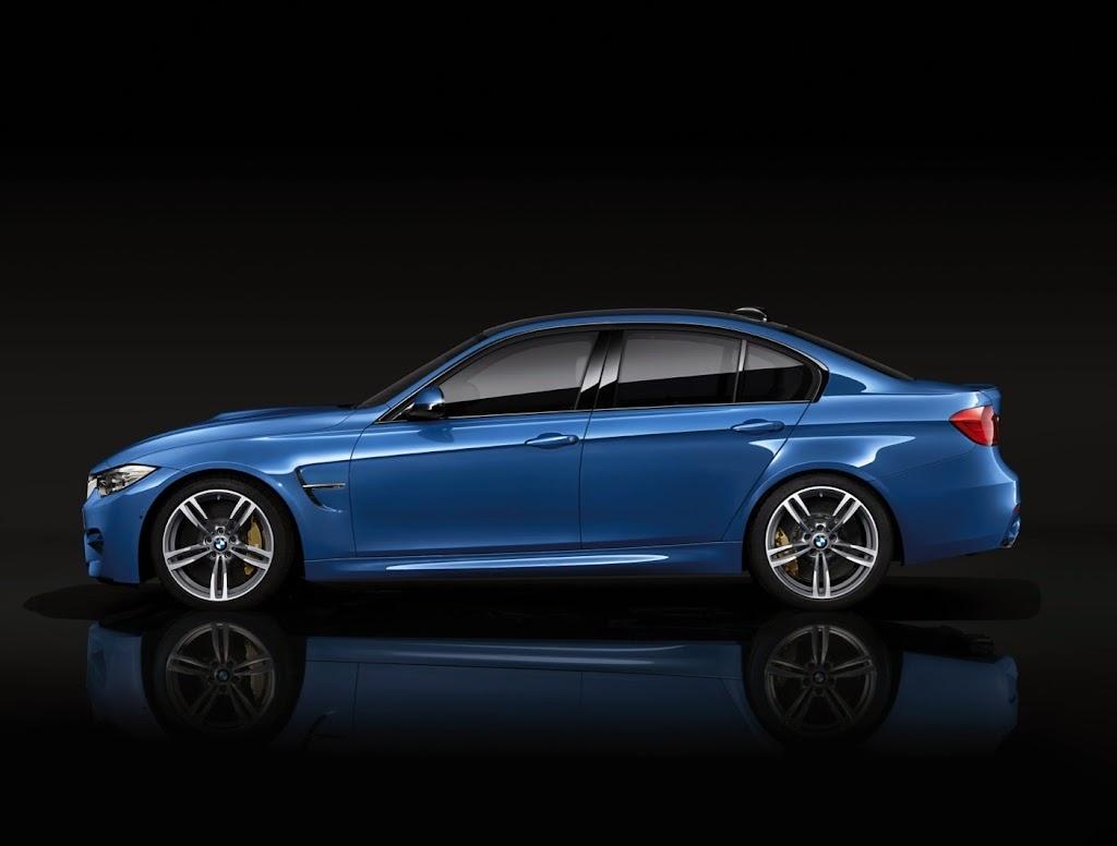 2015 BMW M3 Sedan 430