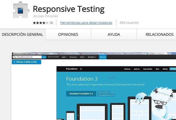 Responsive Testing