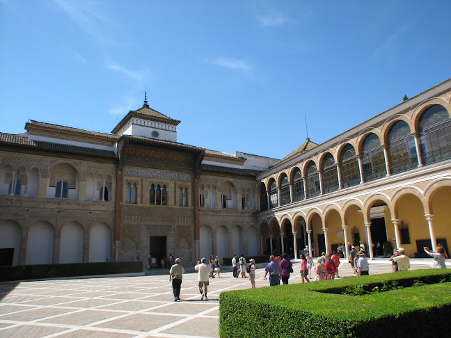 Alcázar of Seville, Seville, Spain