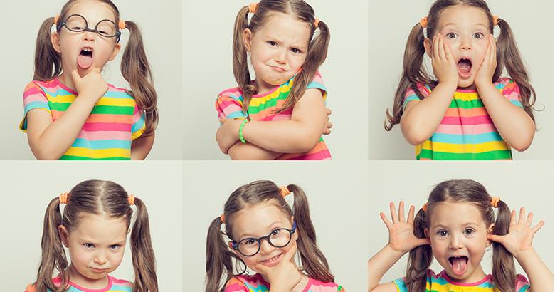 Aprender a gestionar las emociones de los niños
