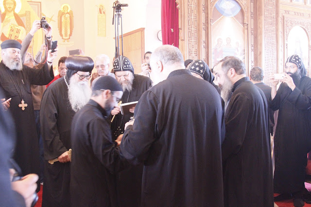 Consecration of Fr. Isaac & Fr. John Paul (monks) @ St Anthony Monastery - _MG_0518.JPG