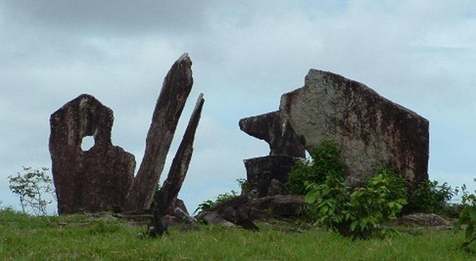 amazoni megalito