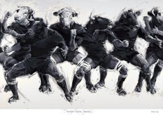 Haka bulls