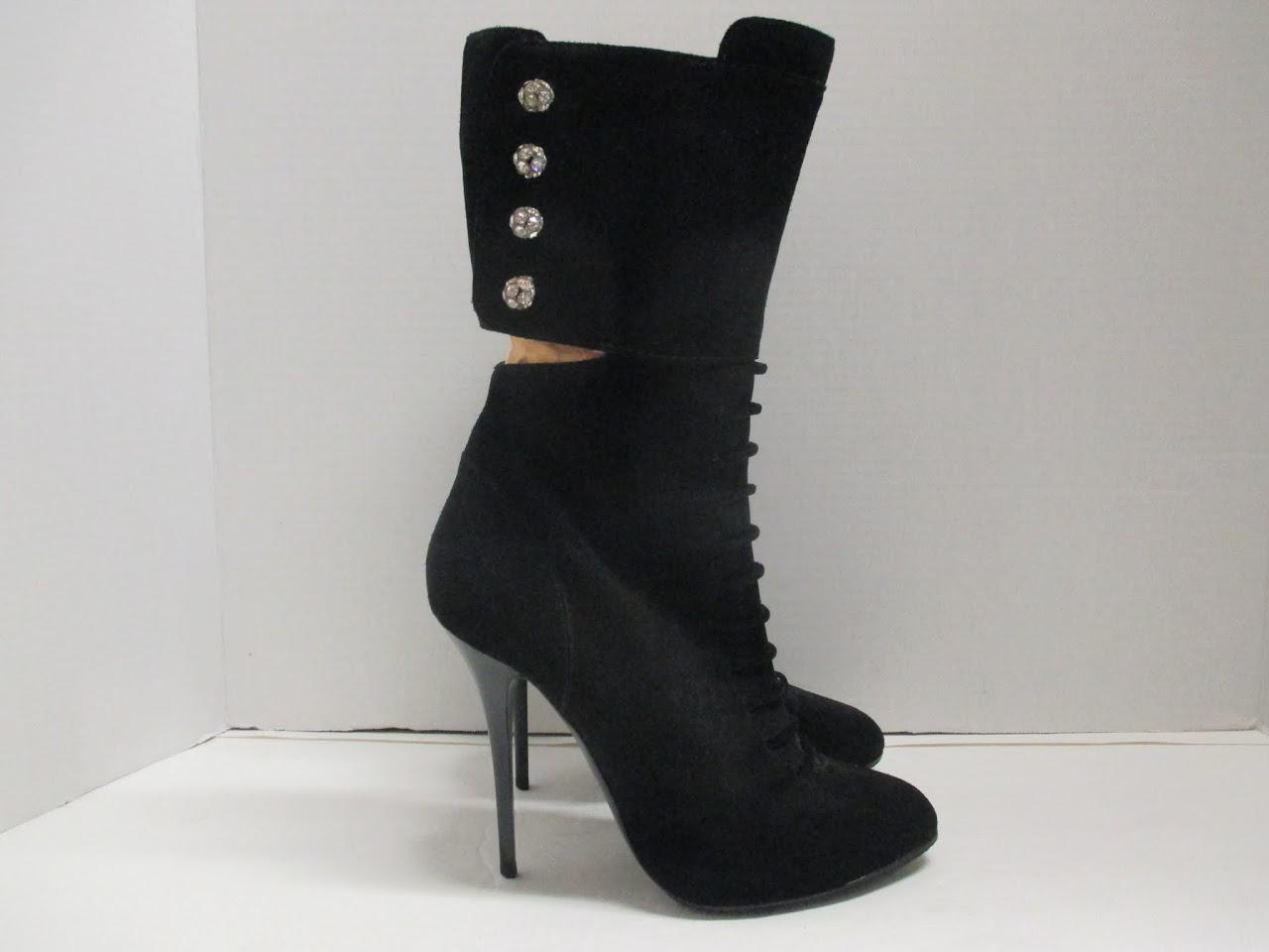 Giuseppe Zanotti Stiletto Boots