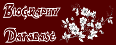 Biography Database