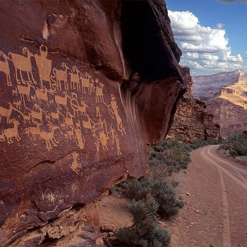 Nine Mile Canyon: The World's Longest Art Gallery