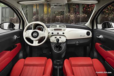 2013 Fiat 500c Cabrio