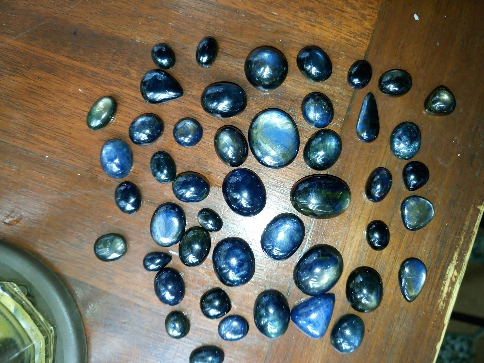 Đá quý Sapphire thiên nhiên hàng Phan Thiết Việt Nam