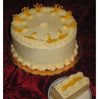 Lemon Cake Dessert