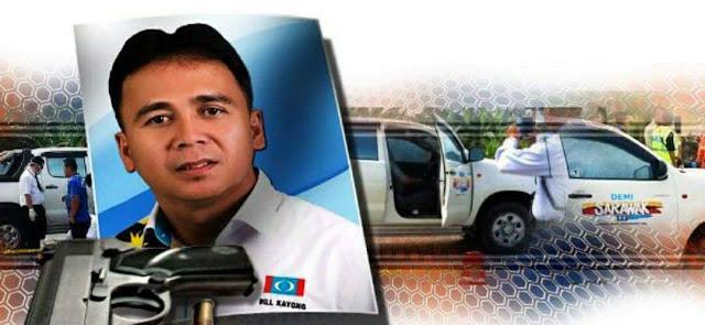 Mohamad Fitri mengaku miliki selaras senapang patah, beberapa butir peluru