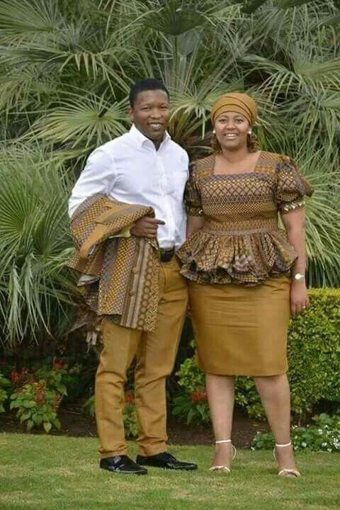 Styles Tumi Traditional Dresses