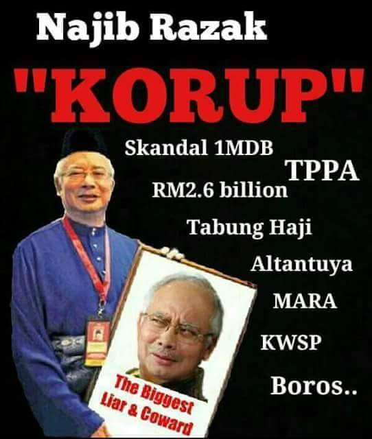 Image result for Najib Razak the liar