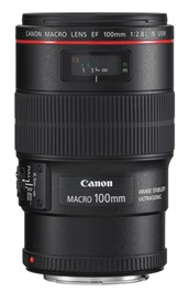 Canon EF 100mm f/2,8L Macro IS USM