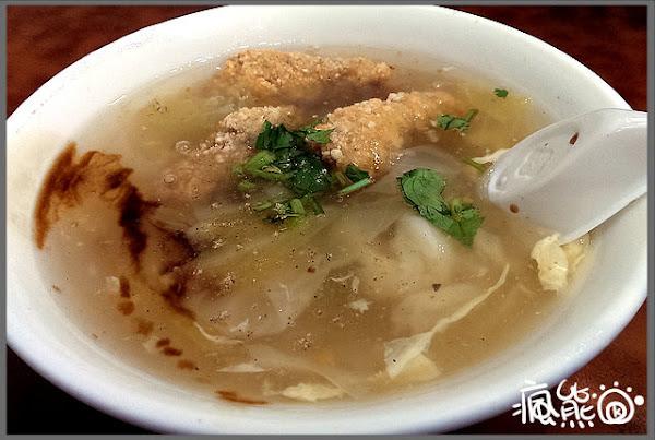 三伯仔土魠魚羹
