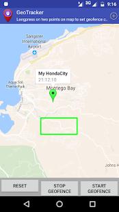 Geo Tracker - GPS Tracker SMS - náhled